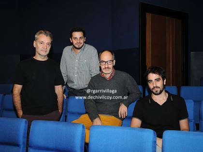 """En el Teatro """"El Chasqui"""". Netcinearte: Ciclo de Cine Argentino y Memoria"""