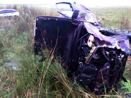 Suipacha: Nuevo accidente fatal en la Ruta 5