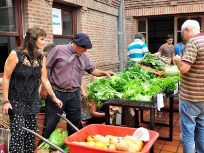 Con éxito se desarrolló la Feria de Agricultura Familiar