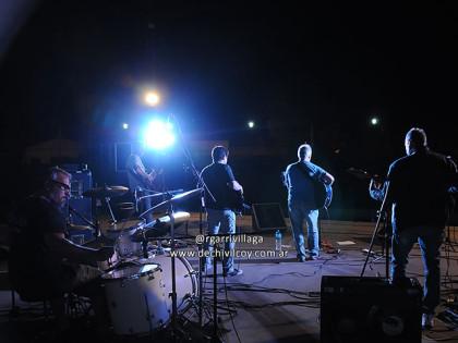 """Rock por la Democracia en el Anfiteatro """"Pueblos Originarios"""""""