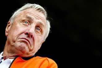 Muere genial futbolista Johan Cruyff, a los 68 años