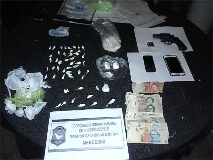 La Policía de Chivilcoy realiza importante procedimiento anti-drogas