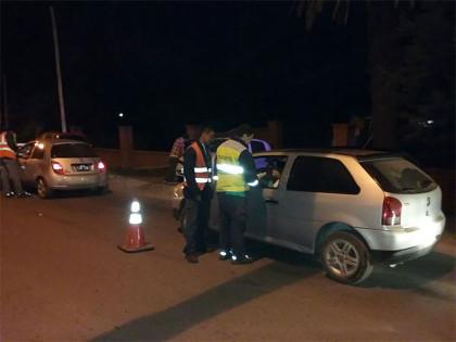 La Policía Comunal informa el resultado de los distintos operativos implementados el fin de semana
