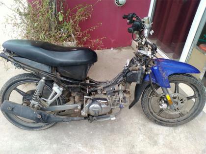 La Policía Comunal de Chivilcoy recupera una moto sustraída
