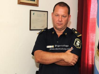 """Policía Comunal: """"Si tiene que haber cambios los habrá"""""""