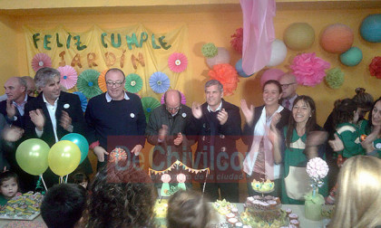 "5°Aniversario del Jardín de Infantes Municipal N°2 ""Camilo Latapié"""