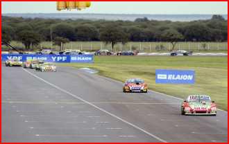Automovilismo: Mariano Altuna ganó el Top Race V6 en 9 de Julio