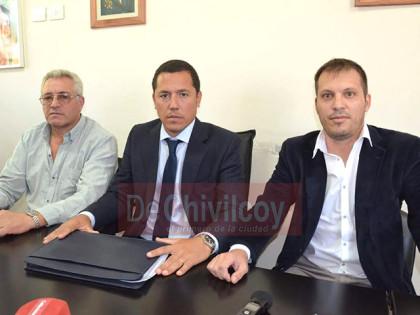 Ministerio de Trabajo: El Dr. Santiago Bertone asumió como nuevo delegado