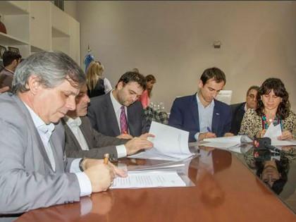 Chivilcoy firmó un convenio de colaboración sanitaria, y apunta a regionalizar Neonatología