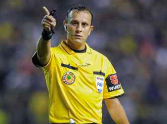 Darío Herrera dirigirá el Superclásico del domingo