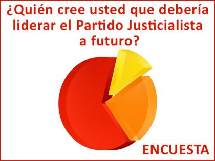 Encuesta: ¿Quién cree usted que debería liderar el Partido Justicialista a futuro?