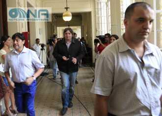 Fiscal quiere que Máximo Kirchner declare