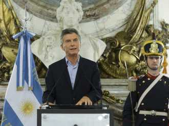 """Macri duro contra la ley antidespidos: """"Destruye el trabajo de los argentinos"""""""