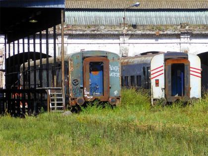 Proyecto para recuperar los Talleres Ferroviarios de Mechita