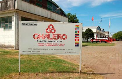 """El pasado fin de semana: Roban en la firma """"El Chalero"""" en el Parque Industrial"""