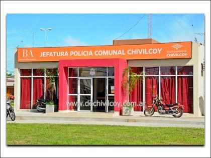 Personal policial clausura un motel sin habilitación comercial