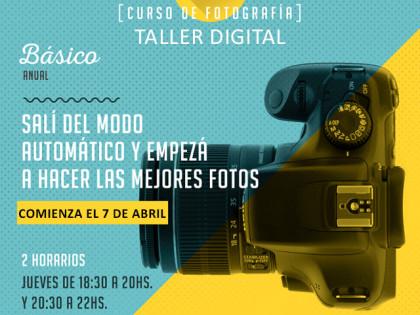 """Fotografía: """"Encuentro por las Artes"""" comienza el ciclo de talleres 2016"""