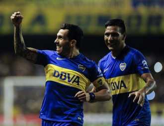 Copa Libertadores: Boca y Racing pasaron en el Grupo 3