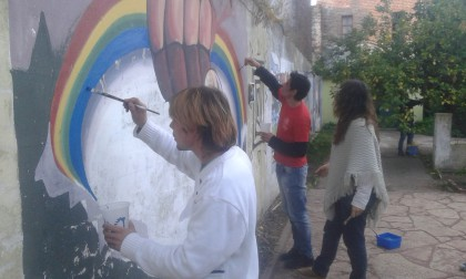 """Hoy a las 18hs:  La ONG """"Arco Iris"""" festeja un nuevo aniversario"""