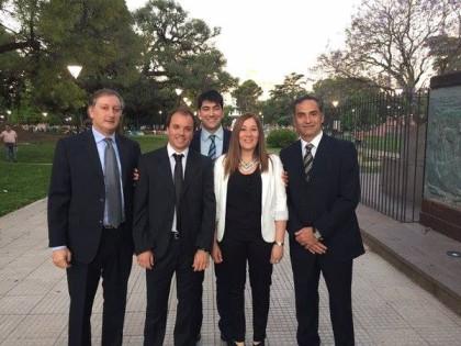 """Bloque FpV/PJ """"17 de Octubre"""" presentó proyecto contra los """"tarifazos"""" nacionales"""