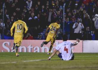 Libertadores: Boca se trajo un empate importante de Uruguay