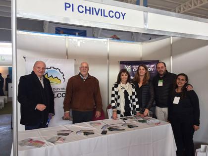 Chivilcoy en la Exposición de Parques Industriales