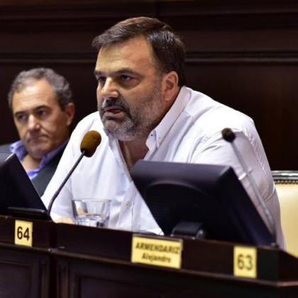 El diputado Diego Rovella -UCR/Cambiemos- apoya el regreso de los aplazos en la educación primaria