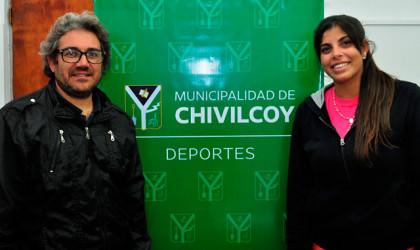 Jornada deportiva en el Polideportivo Municipal