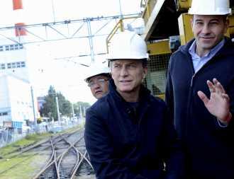 """Macri: """"Se inició el camino del crecimiento"""""""