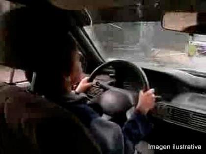 Un niño de 12 años fue interceptado en plena Ruta 5 cuando manejaba un auto