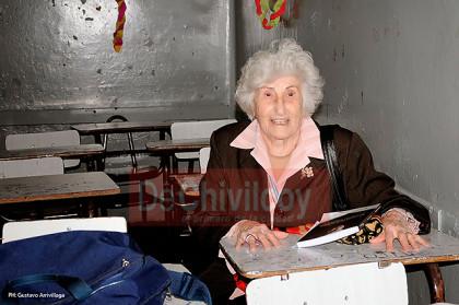 Falleció la Madre de Plaza de Mayo Adelina Dematti de Alaye