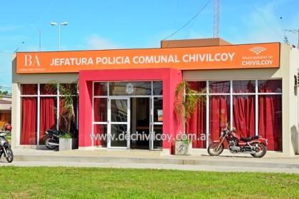 Allanamiento en marco de la causa HURTO, denunciante Juan Carlos Sauco