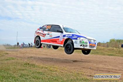Final exitoso para el Rally de Chivilcoy