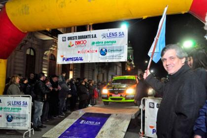 Se inició a la vigésima sexta fecha de Rally en Chivilcoy