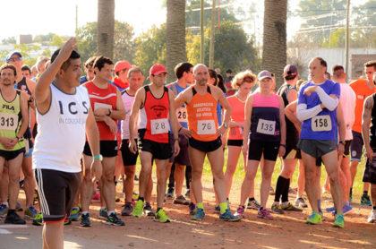 Atletismo: Los chivilcoyanos festejaron en los 10k