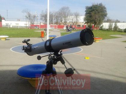 Parque Cielos de Sur:  El próximo 22 de abril se llevarán a cabo las Jornadas de Educación en Astronomía