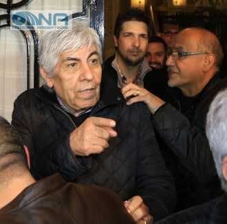 Moyano presentó amparo para que se vote presidente de AFA