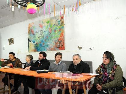 Debate sobre Violencia Policial en el Centro Cultural La Ronda
