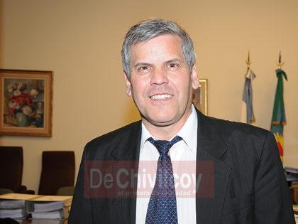 Britos reclama a Nación que le devuelva fondos a Chivilcoy