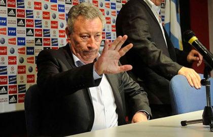 La AFA es un polvorín: renuncia Segura como presidente y se viene la Súper Liga de fútbol