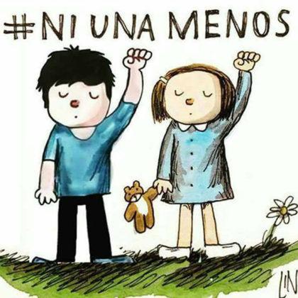 Cruz Roja Argentina se suma a #NiUnaMenos