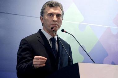 """Macri aseguró que la inflación """"seguirá bajando"""" e insistió en reducir el consumo de energía"""