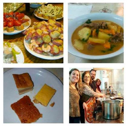 "Centro Vasco ""Beti Aurrera"": Taberna vasca con comidas típicas"