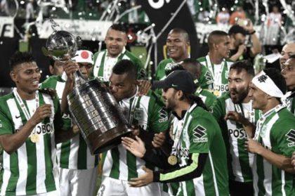 Atlético Nacional se consagró campeón de América por segunda vez