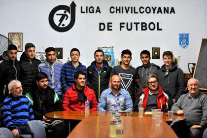 Presentaron la Selección Sub 15 de fútbol