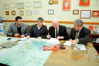 Se firmó un convenio de colaboración con Provincia Microempresas