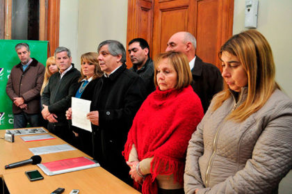 Se presentó un plan municipal de obras para instituciones educativas por $3.640.000