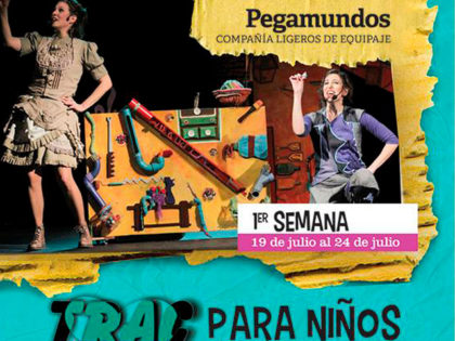 Grupo Teatral TRAC: Actividades para las vacaciones de invierno