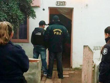 Allanamiento realizado con motivo de la lucha contra el narcotráfico