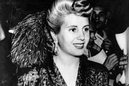 Publicación pedida: A 64 años del paso a la inmortalidad de la Compañera Evita